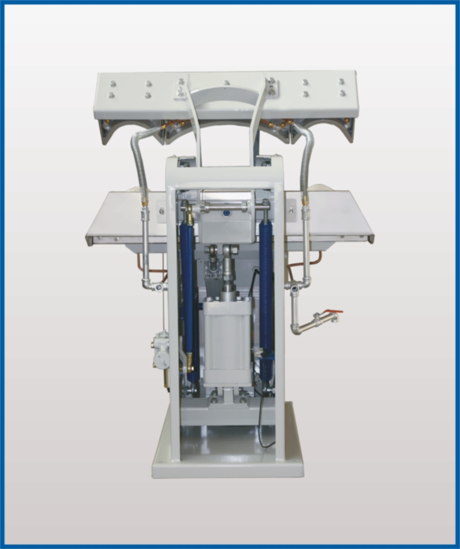 UC16D (UHC-16D) Collar- Cuff and Yoke Press (Double)